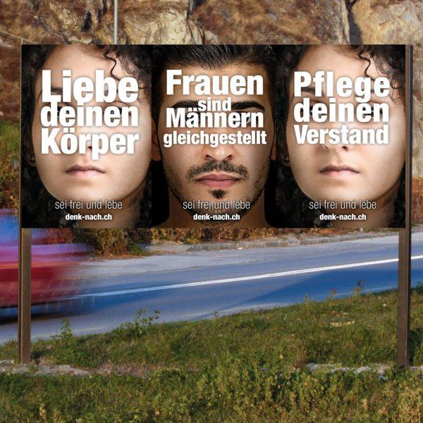 Mögliche Plakat-Sujets